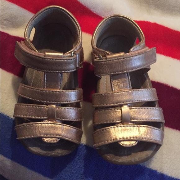 See Kai Run Rose Gold Sandals. M 5a52eb4d00450feb020167b9 84da1e4f61